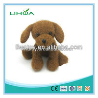 Promotional puppy dog toy with battery