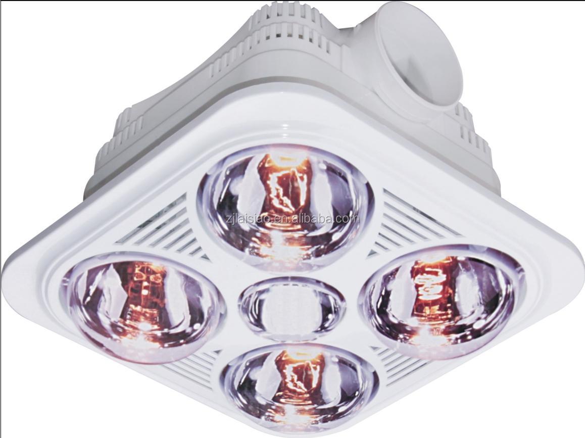 166 In 16 Infrarot Lampe Decke Montiert Elektrische Bad Heizung/lsa20166 Weiß  Saa - Buy Infrarot Lampe,Infrarot Heizlampe,Badezimmer Heizung Product on