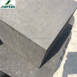 Exothermic Welding Carbon Graphite Block For Casting Fabricating Chilling