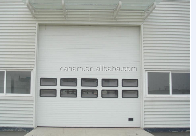 Sectional Industrial Door High Lifting garage Door