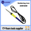 Trade Assurance supply electric soldering iron 60w for mobile phone repair
