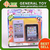 Battery Operated Phone Toy, Plastic Children Phone Toy, Cheap Mobile Phone Toy