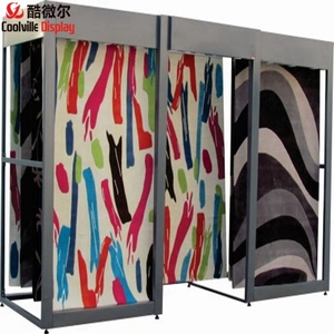 Sliding Carpet Rug Display Stand Supplieranufacturers At Alibaba Com