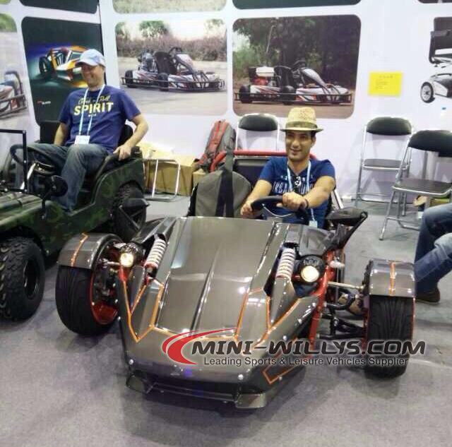 Amphibious Vehicles For Sale /eec 250cc Trike/reverse
