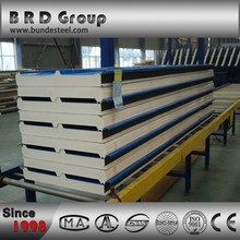 structural insulated panel roof heat proof wholesale aluminum fireproof panel