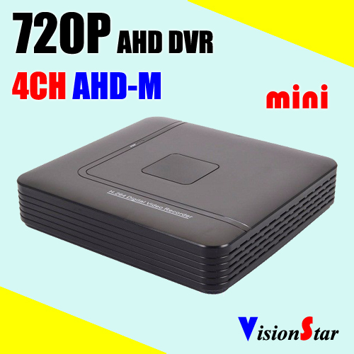 standalone security system Mini 4ch AHD-M 720P cctv <strong>dvr</strong>