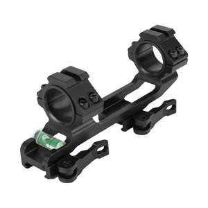 WESTHUNTER 25.4/30mm Universal Hunting Weaver Mount Riflescope With Angle Indicator