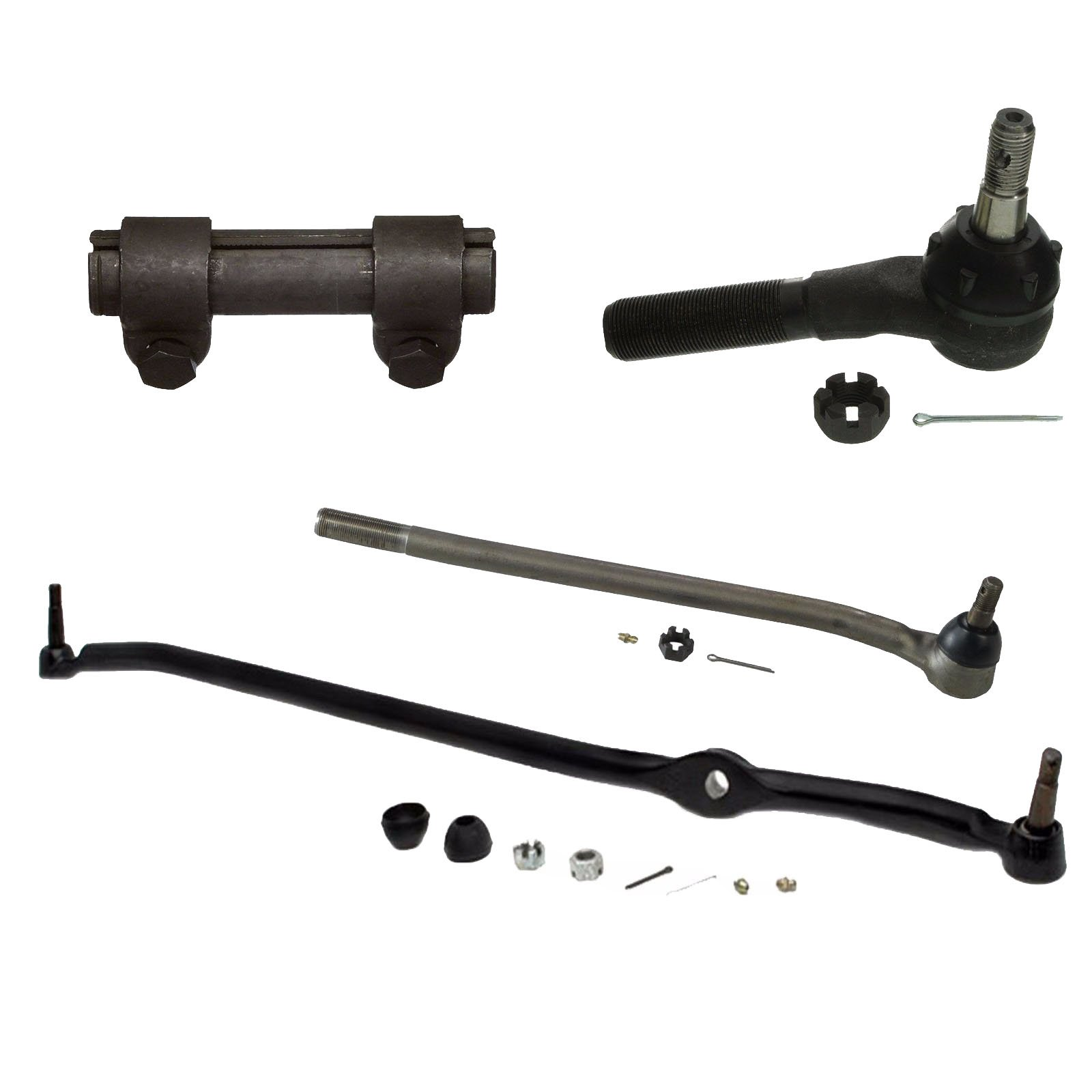 Cheap F250 Steering Find Deals On Line At Alibabacom 73 Ford F 250 Wiring Get Quotations 4 Pc Kit Parts F100 79 Rwd Center Link Tie Rod Ends