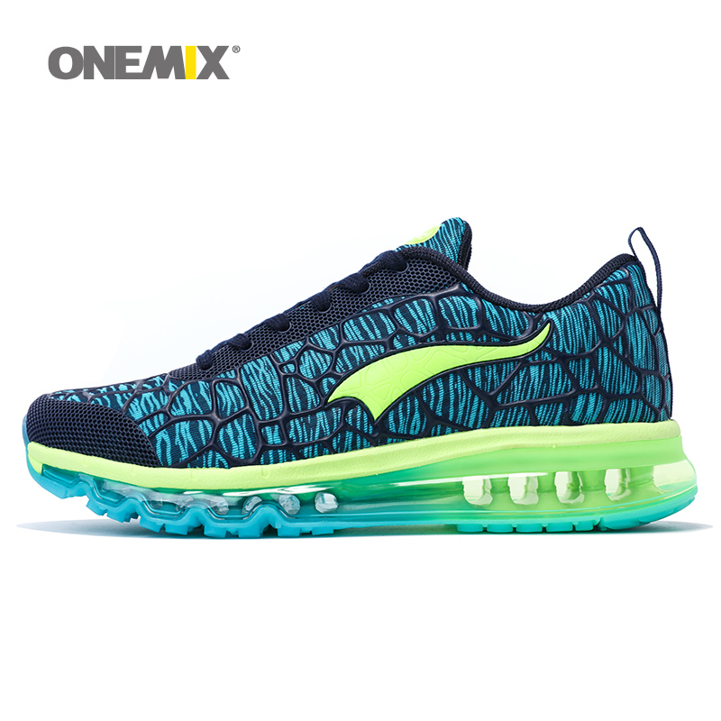 Onemix 2016 Damping Mens Running Shoes Breathable Outdoor