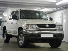 2005 Toyota Hilux 270 EX Double Cab Pick Up - 22728SL/R