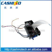80mm thermal print head with auto-cutter