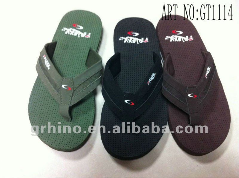2013 popular new eva slipper shoes for man