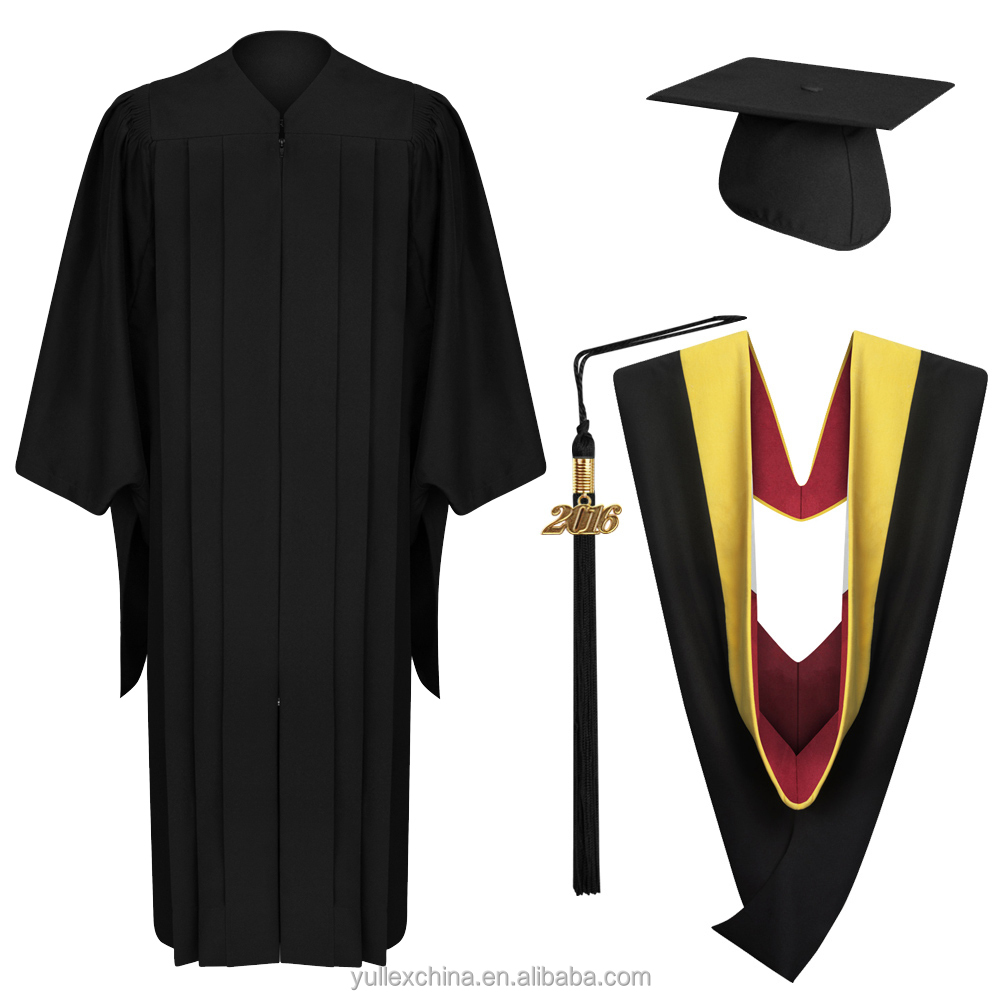 Modern Economy Cap And Gown Component - Wedding and flowers ...