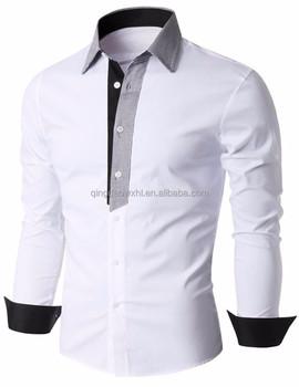 camisa italiana para hombre
