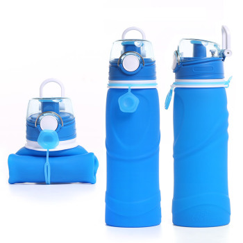 New Product Ideas 2019 Sport Collapsible Drink Bottle Water Bottles With Custom Logo
