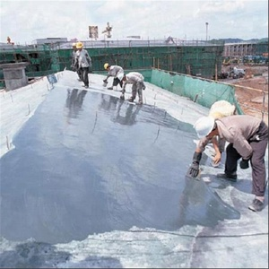 Single component water based liquid polyurethane coating