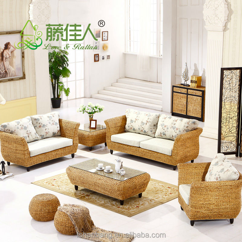 Attrayant Classic Compact Seagrass Sofa Sets   Buy Seagrass Sofa,Seagrass  Furniture,Wicker Furniture Product On Alibaba.com