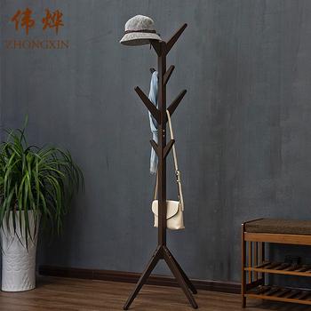 Chinesische Lieferanten Billig Faltbare Holz Buro Garderobe Buy