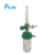 ACMD Oxygen Flowmeter With Humidifier With Ohmeda Adapter