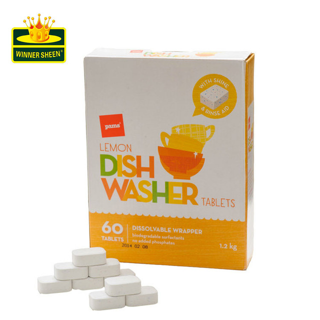 Directly Supply Best Dishwasher Tablets For Dish Washing