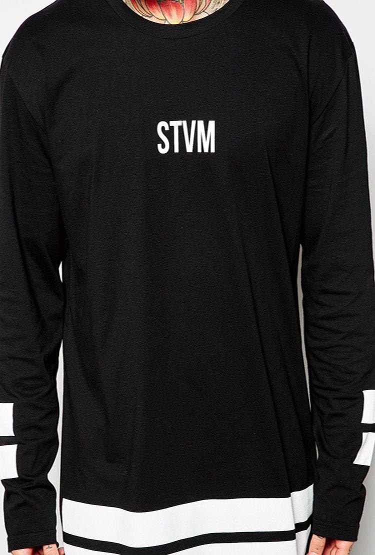 Design baju t shirt kelas - Custom Cotton Long Tail T Shirt Mens Hipster Hip Hop Lightweight Longline T Shirt