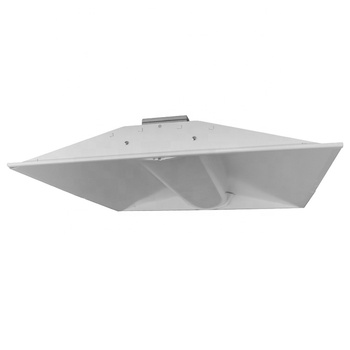 Iron material PC diffuser 85~265V led office light 40w ceiling light air troffer 130lm/W