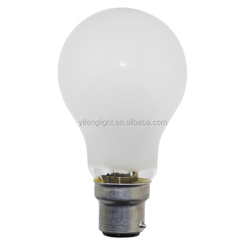 28W C Class Halogen Bulb, Energy-Saving, with B22 Cap-base and A55/A60 Bulb