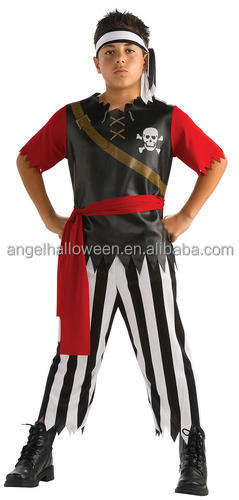 Pirate Fancy Dress For Kids Book Week Party Childrens Fancy Dress Costumes FC2313