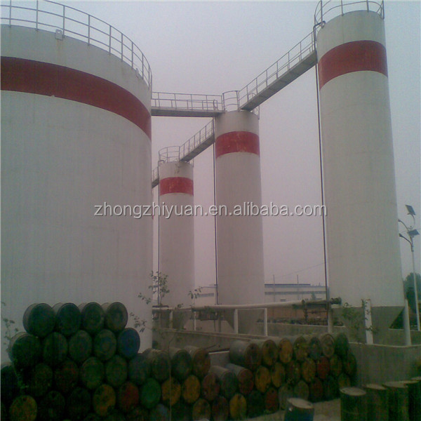1-10 tons per day full automatic waste oil small biodiesel plant
