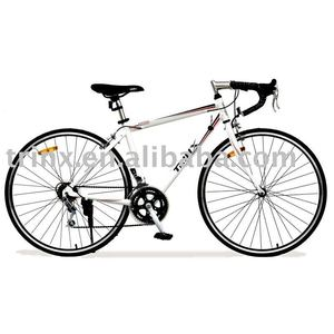 China Trinx aluminum alloy road bike/ racing bicycle 12 gears