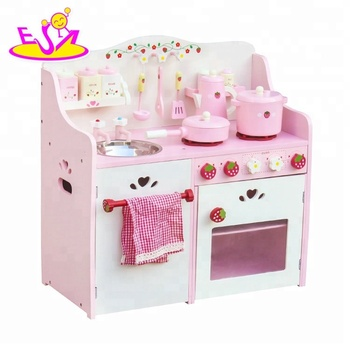 Newest wooden kitchen sets toy for kids,wooden toy kitchen toy set for  children,wooden strawberry kitchen play set toy WJ279058, View kitchen toy,  ...