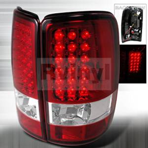 Get Quotations Chevrolet Tahoe 2000 2001 2002 2003 2004 2005 2006 Led Tail Lights Red