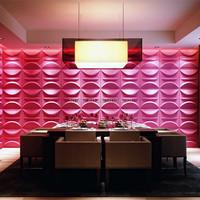 Amazing Interior Design Ideas plant fiber art deco 3D Wall Panels