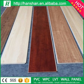 Wpc Floor Spc Click Lock Vinyl Plank Flooring Plywood Formica