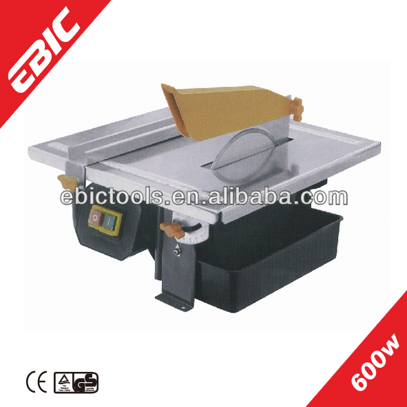 EBIC electric manual wall saw machine 600W GS tile cutter manual