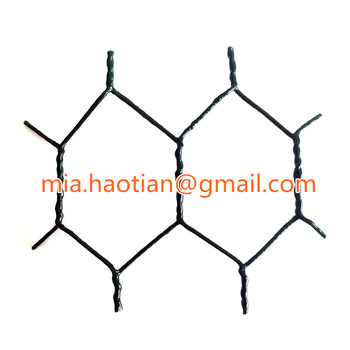 Pvc Coated Hex Chicken Cage Wire Twisted Type 1.5mm Thick Roll Size ...