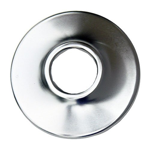 LASCO 03-1533 Sure Grip Chrome Plated Shallow Flange Fits 1/2-Inch Iron Pipe