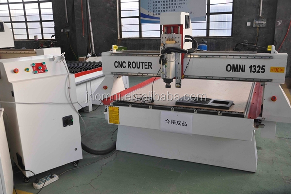 Outstanding cnc router 1325 price&3d scanner for cnc router wood cnc milling machine