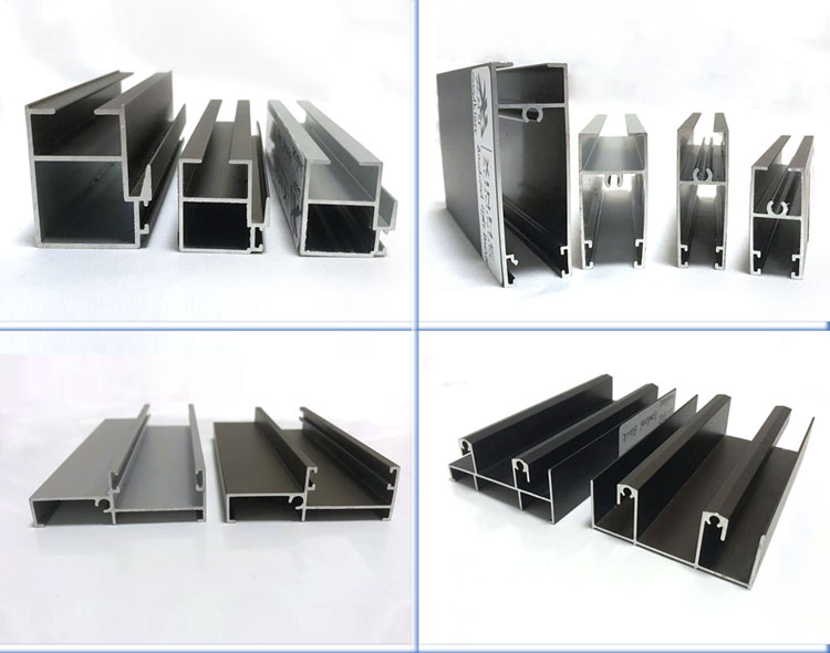 Cheap Aluminium Alloy Profile Window And Door Frame Standard Mold Industrial 6063-T5 Aluminum Extruded Extrusion Profile Chile
