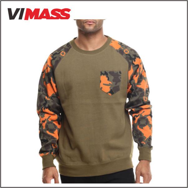 Latest Design Custom Sweatshirt Without Hood,Wholesale Cheap Crew ...