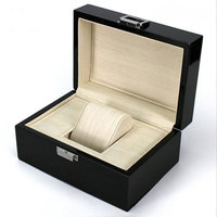 Marlary Cheap Friendly Case Custom Logo Wood Watch Box Luxury Gift Boxes For Watches