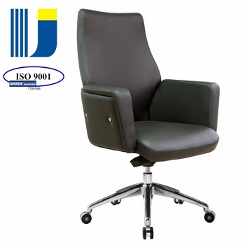 office chair upholstery. Executive Office Furniture Middle Back Luxury Chair Upholstery Leather Tilt Mechanism 1603BKG O