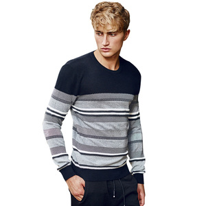 Best Selling Custom Knitted Wear Pullover for Man by Factory