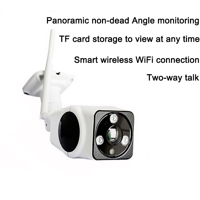 360 degree panorama metal outdoor bullet outdoor wireless 3g ip camera HD 960P/ 1080P plug-in card manufacturer