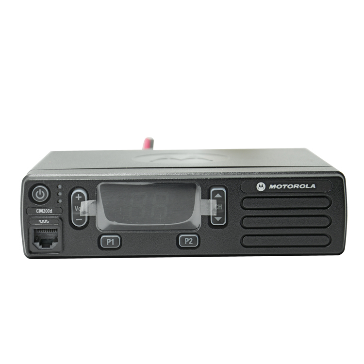 Hot Sale Professional 25W CM200D motorola digital and analogue mobile radio