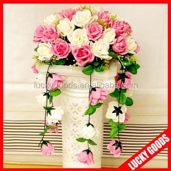 2015 latest design 50 rose heads silk decorative artificial flower 2015 latest design 50 rose heads silk decorative artificial flower making mightylinksfo