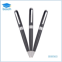 Promotional metal pen with logo print with pen printing machine