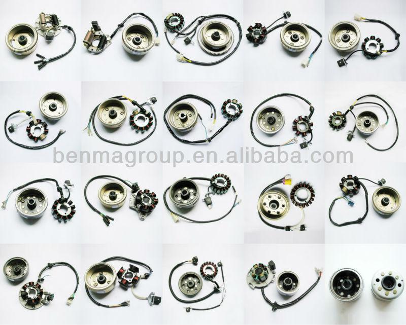 Factory price YBR 125 magneto coil