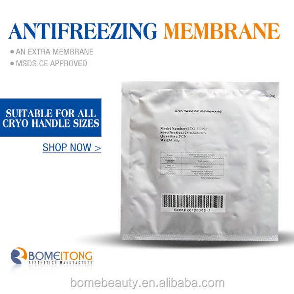 Wholesale Freezefats Anti-freezing membrane skin protecting gel pads