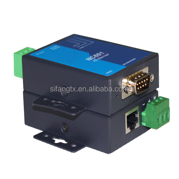 SF-LINK Serial to lan/Ethernet/E1 converter serial device server